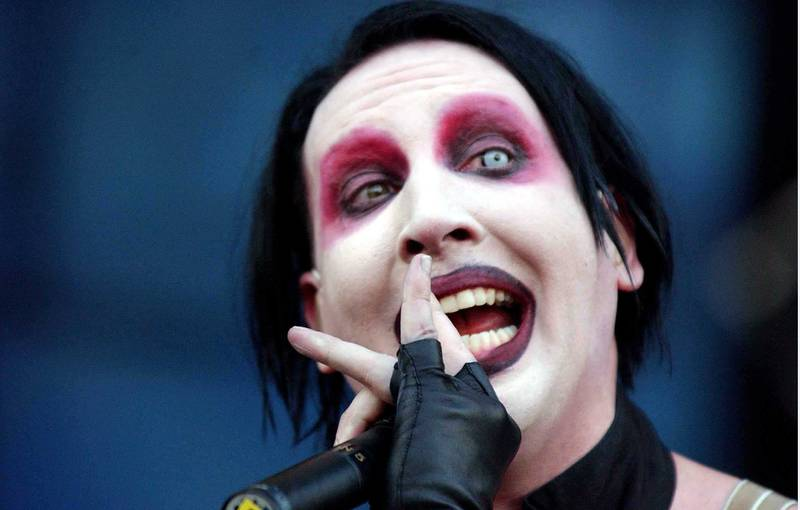 The Truth: Is Marilyn Manson Scarier With Or Without Makeup