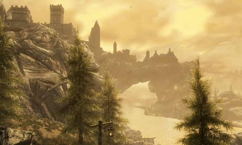 'Skyrim Remastered' Is Coming To Next Gen And PC In October