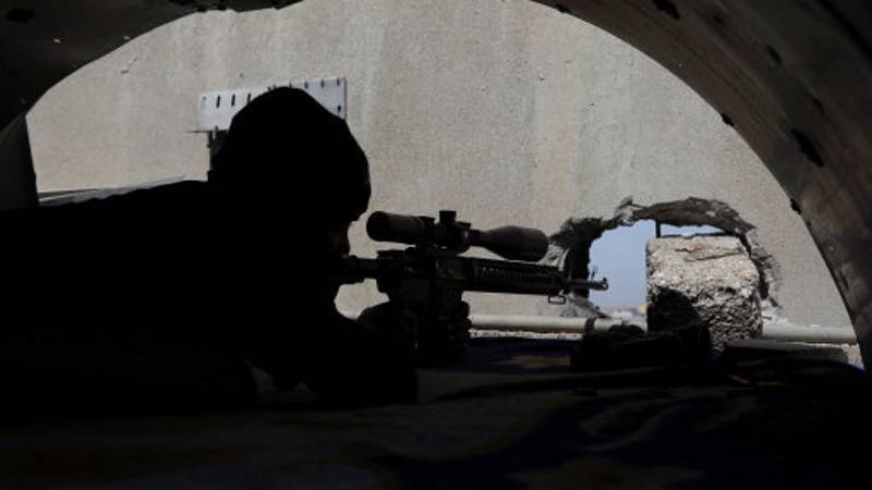 Special Forces Sniper Makes Record-Distance Kill Shot On ISIS Insurgent
