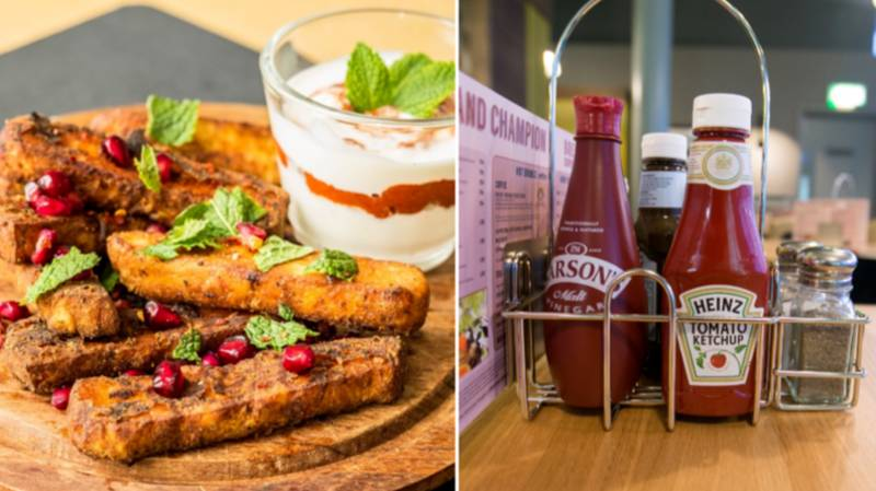 Wetherspoon's Now Has Halloumi Fries On The Menu