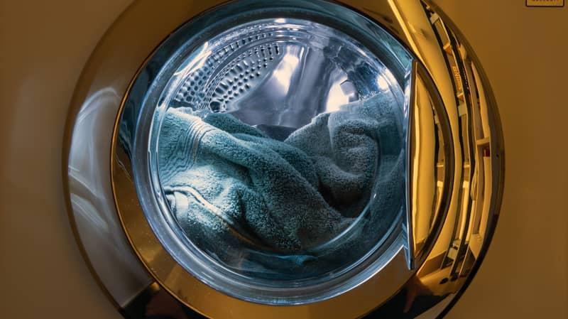 Young Child Found Dead Inside Running Washing Machine