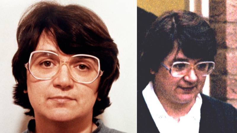 Serial Killer Rose West 'Going Blind' In Prison