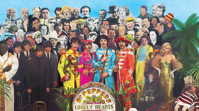 Beatles' 'Sgt. Pepper's Lonely Hearts Club Band' Named Britain's Favourite Album