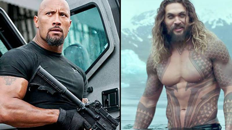 Dwayne Johnson Says Jason Momoa Will Be In The Next Fast And Furious Film