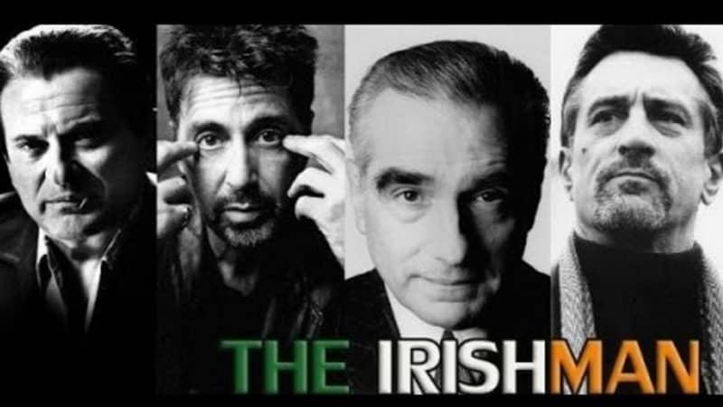De Niro, Pacino and Scorsese Unite For Epic Netflix Gangster Film