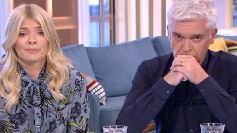 Terminally Ill Widow Almost Brings Holly Willoughby And Phillip Schofield To Tears With Phone-In Story