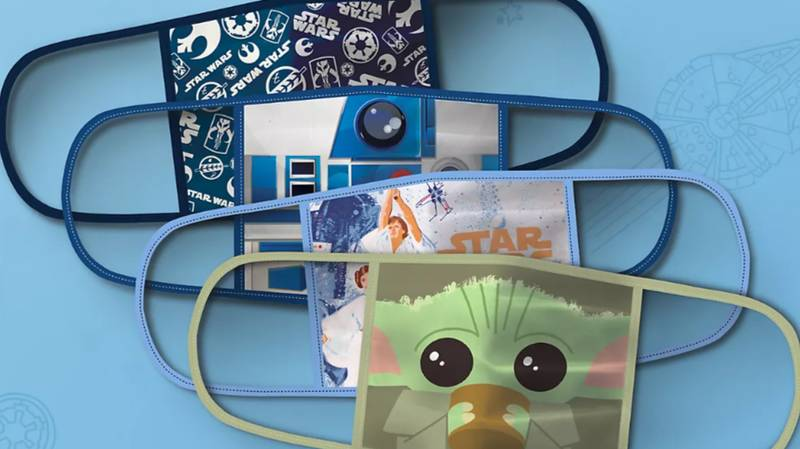 Disney Is Donating And Selling Themed Face Masks For Children To Help Fight Coronavirus