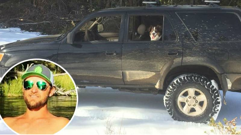 Man Lost In Snow For Five Days With Dog Survived On Taco Bell Sauce