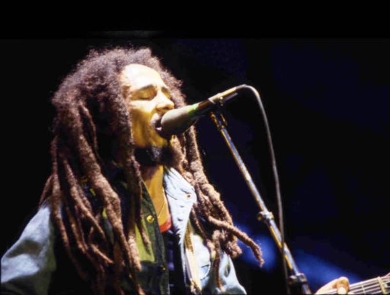 Bob Marley Sing-A-Long Helps Brighten Morning Train Commute