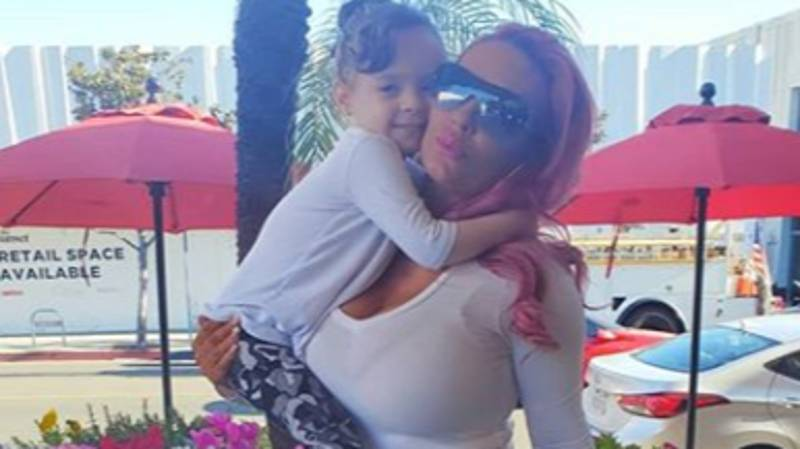 Coco Austin Defends Breastfeeding Her Four-Year-Old Daughter For Comfort