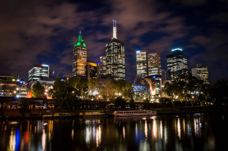 Melbourne Was The Coldest Major City In The Whole World This Morning