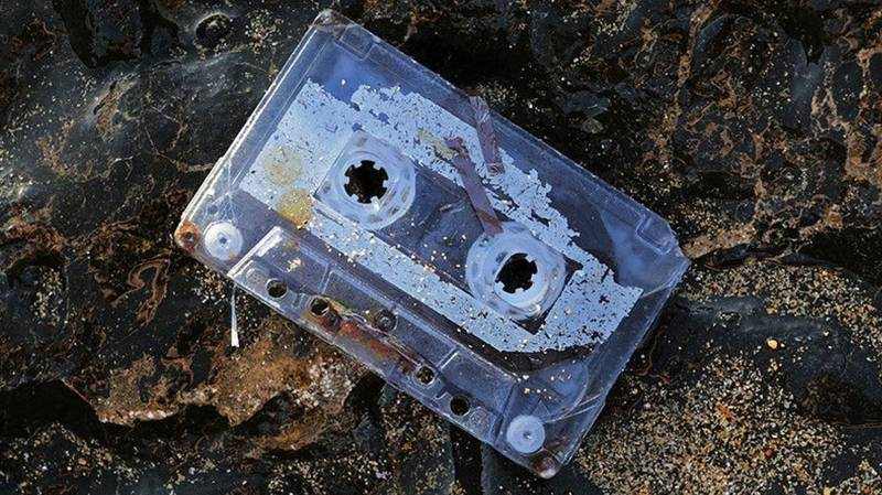 Mixtape Washes Up On Shore 25 Years After It Was Lost - And It Still Works