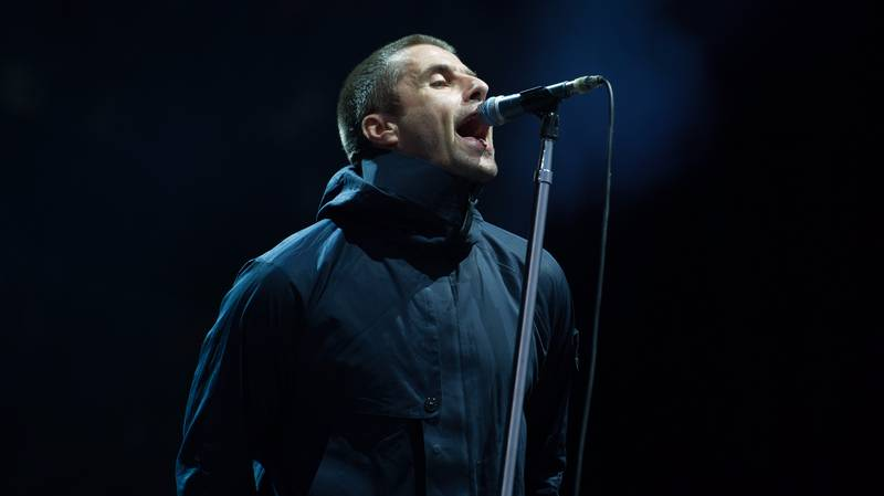 Liam Gallagher Has The Best Reaction To Being Told Not To Swear In Leeds