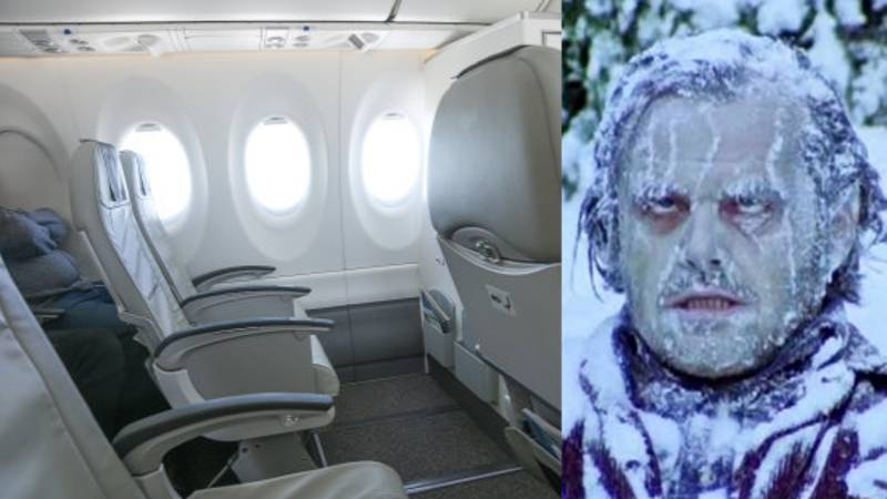 Doctor Reveals Why You Shouldn't Switch Off The Air Con On Planes