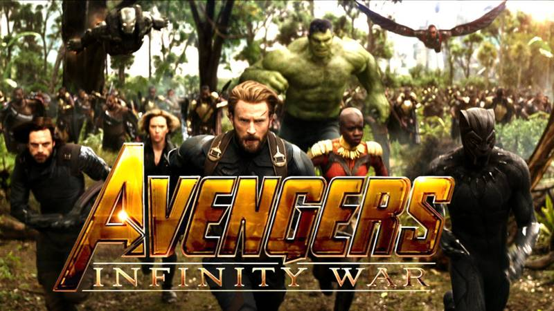 'Avengers: Infinity War' Has Had The Second Largest Opening Day Ever