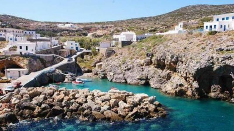 Greek Island Of Antikythira Will Pay You Monthly Wage And Plot Of Land To Live There