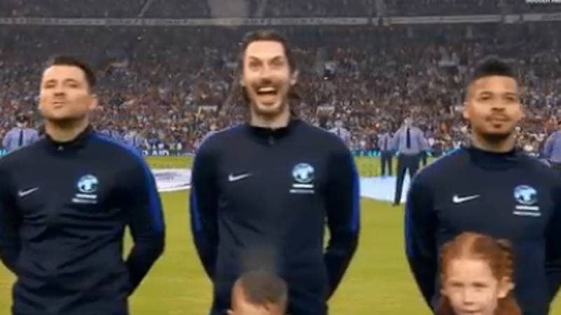 Blake Harrison From 'The Inbetweeners' Was A Comedy Legend At Soccer Aid