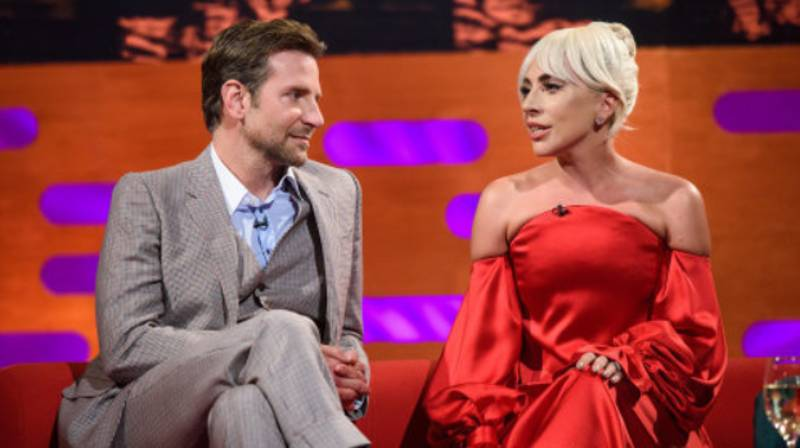 Lady Gaga And Bradley Cooper Will Perform The Song 'Shallow' Live At The Oscars