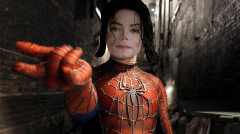 Michael Jackson Nearly Bought Marvel So He Could Star In First 'Spider-Man' Movie