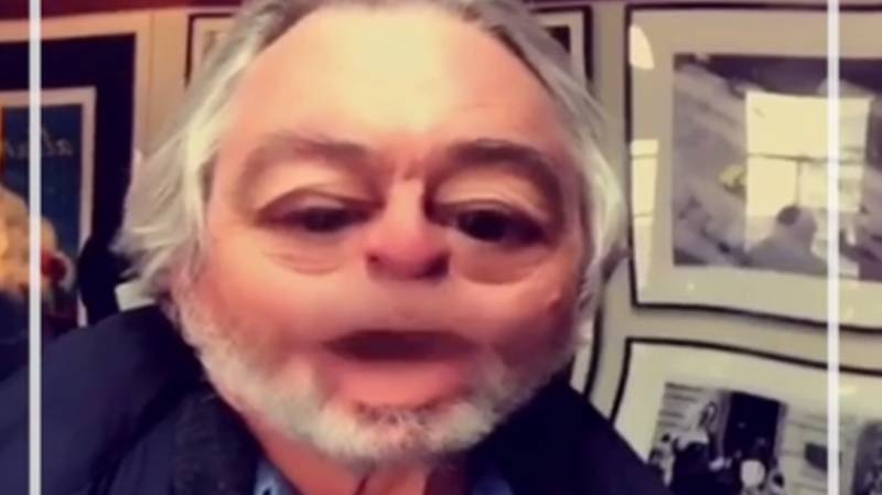 Robert De Niro Tries Snapchat For The First Time With Brilliant Results