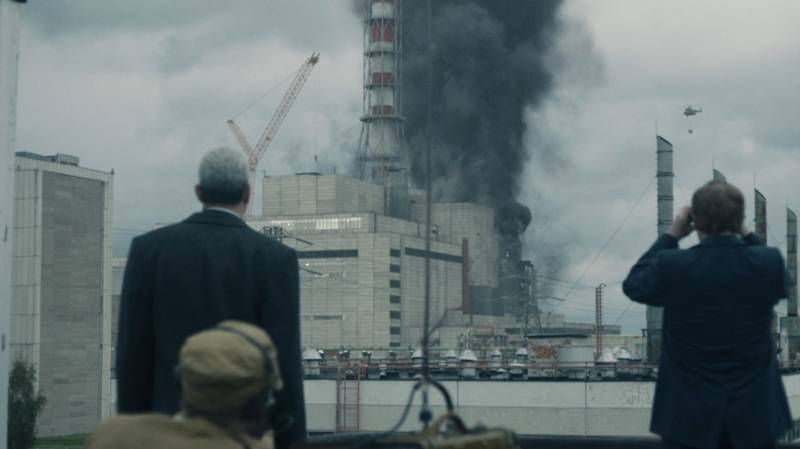 HBO's Miniseries Chernobyl Looks More Terrifying Than Any Horror Movie This Year