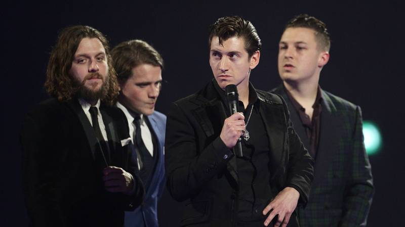 Arctic Monkeys Are Outselling Rest Of Top 20 Combined