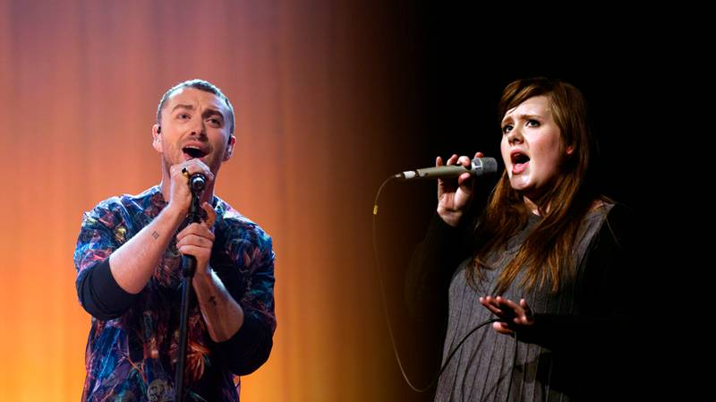 Are Adele & Sam Smith The Same Person? The Latest Conspiracy Theory