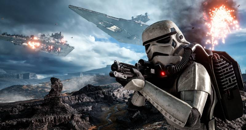 Are You Ready To Play One New Massive Star Wars Game Every Year?
