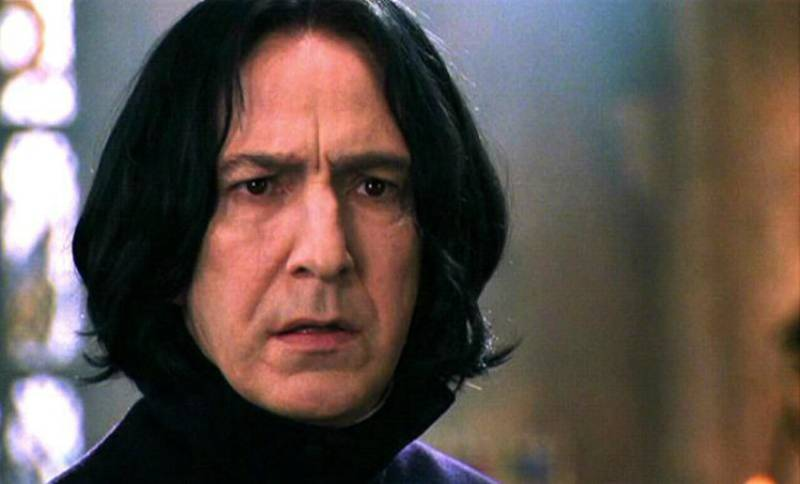 Awesome Fan Theory Of 'Reason Behind Snape's First Words To Harry'