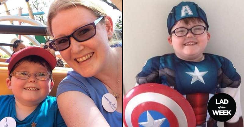 Terminally Ill Little Lad's Desperate Plea To Meet Iron Man