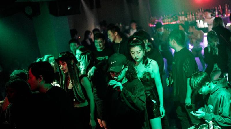 Wuhan Nightclub Packed As Coronavirus Outbreak City Reports No New Cases