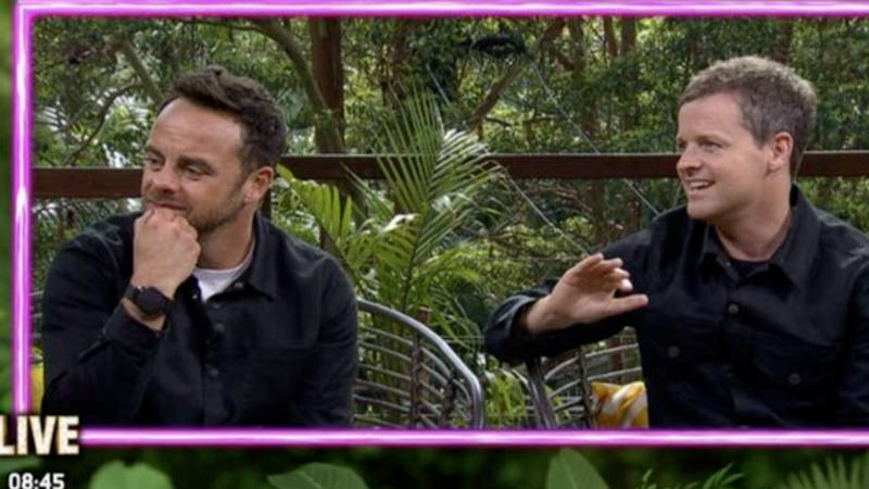 Ant McPartlin's Rehab Stint Joke On I'm A Celebrity Cracked Fans Up