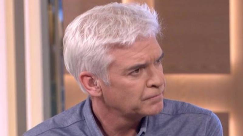 ​Phillip Schofield Snaps On 'This Morning' Over Misidentified Transgender Student