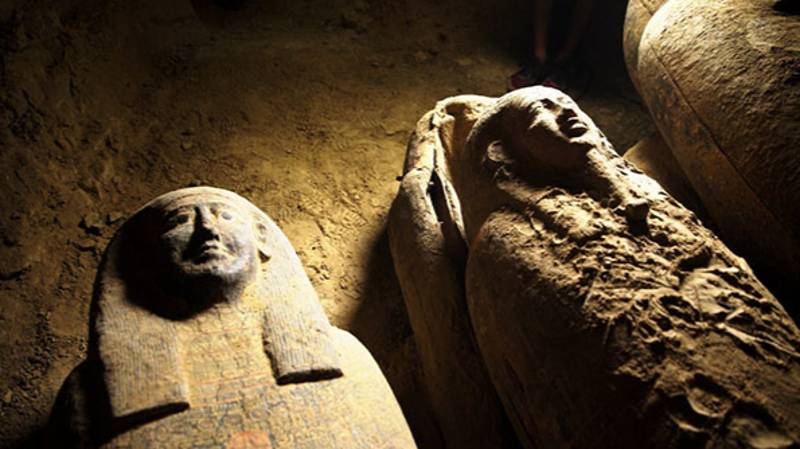 Archaeologists Discover 27 New Tombs In Egyptian Burial Site