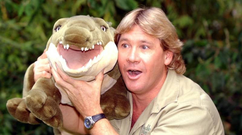 Steve Irwin To Receive Star On Hollywood Walk Of Fame