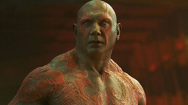 Dave Bautista Says Guardians Of The Galaxy 3 Goes Into Production Next Year