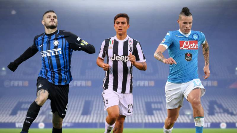 EA Sports Obtains Serie A Licence For FIFA 19