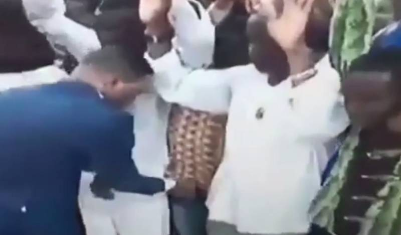 Good News, Guys, This Ghanaian Bishop Reckons He Can Make Your Penis Bigger