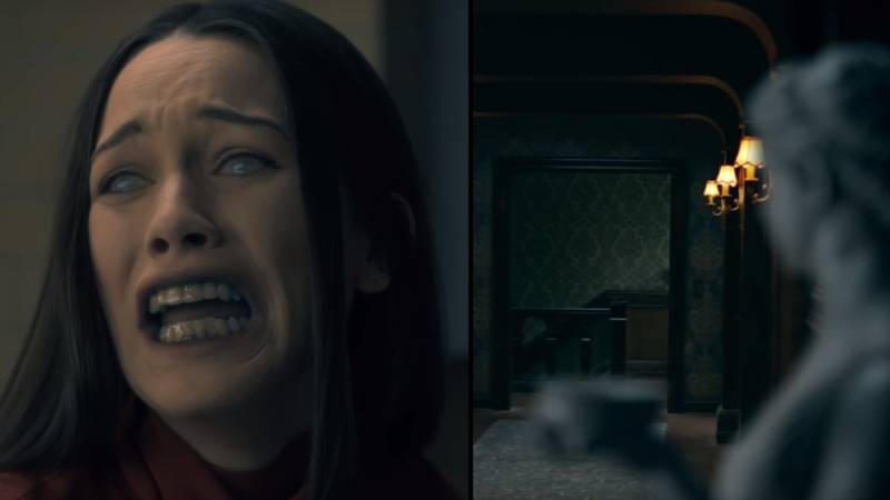 Viewers Missed Hidden Scare In 'The Haunting Of Hill House'