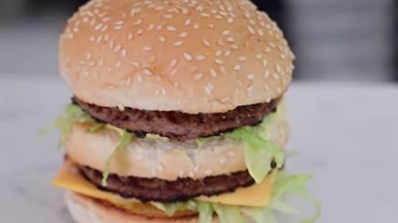 Dad Shares Recipe For Homemade Version Of Big Mac