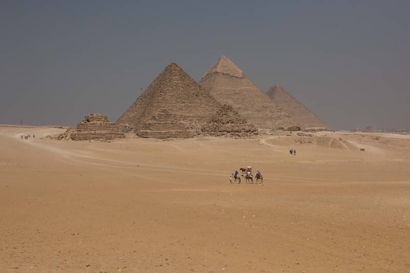Archaeologists Think They Finally Know How The Pyramids Were Built