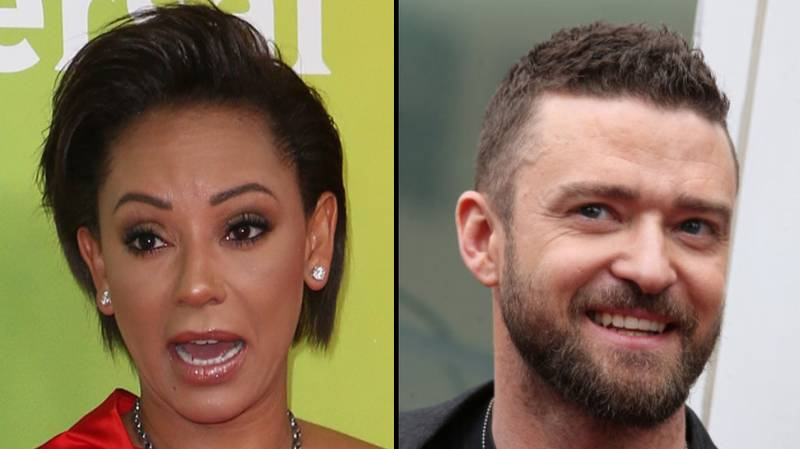 Looks Like Mel B Might Have Been The Spice Girl Who Got With Justin Timberlake