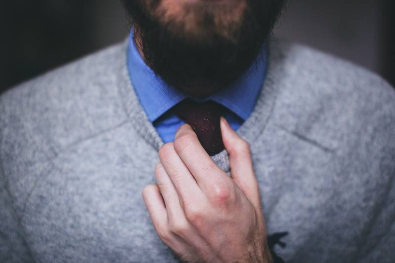 Time For A Trim? Poo Lurks In Men's Beards, Finds Study