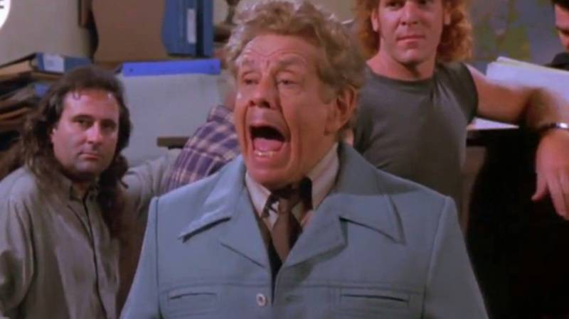 Seinfeld Fans Are Honouring Jerry Stiller On The First Festivus Since He Died