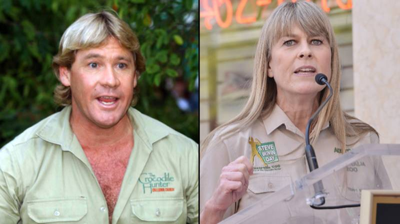 Steve Irwin Thought His Life Would Be 'Cut Short', Confirms Widow