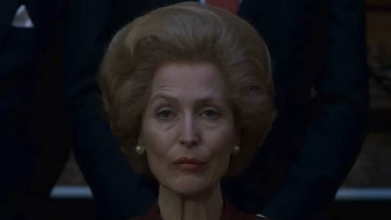 Viewers Stunned By Gillian Anderson's Voice As Margaret Thatcher In The Crown
