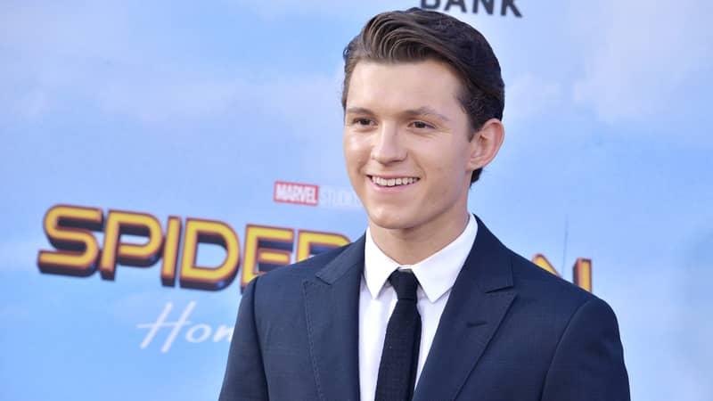 Tom Holland Unmasks As Spider-Man And Surprises Fans At Disneyland