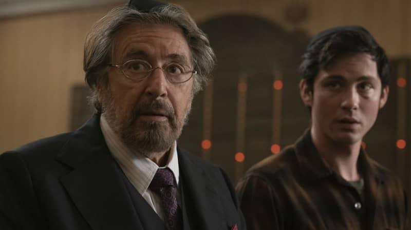 Al Pacino Series Hunters Slammed For 'Exploiting' The Holocaust