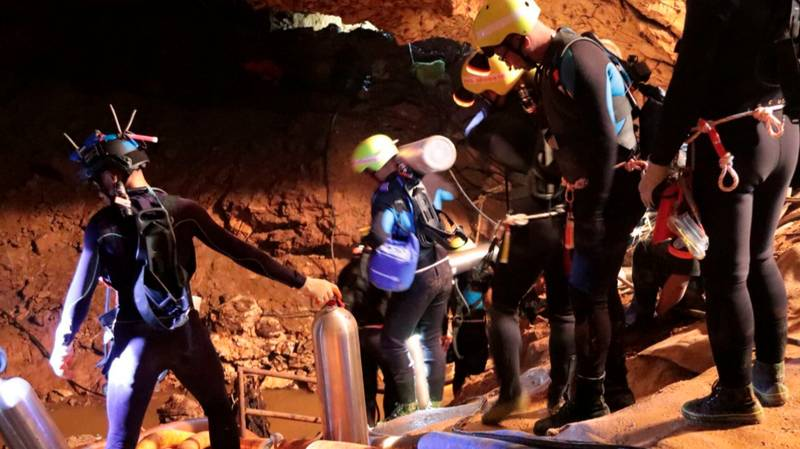 Thai Cave Rescue Operation To Resume In 10-20 Hours