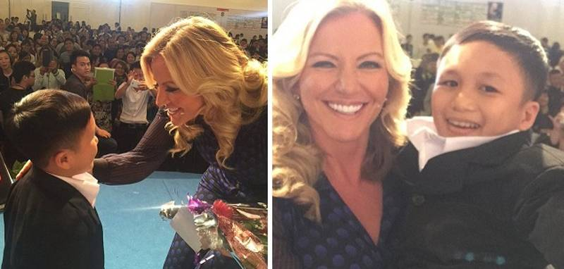 Lingerie Tycoon Shares Embarrassing Moment She Mistook A Man For Child